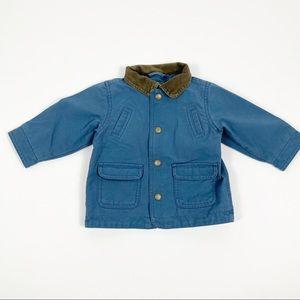 L.L. Bean Canvas Barn Jacket